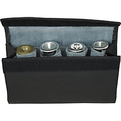 Gard Quad Brass Mouthpiece Pouch (CS4)