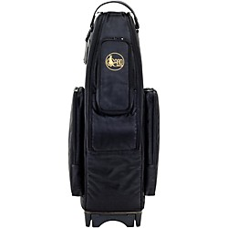 Gard Saxophone Wheelie Bag in Synthetic with Leather Trim (105-WBFSK)