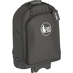 Gard Super Triple Trumpet Wheelie Bag (14-WBFLK)