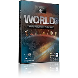 Garritan World Instruments Sound Library (GPOW-DLR)