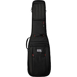 Gator G-PG ELEC 2X ProGo Series Ultimate Gig Bag for 2 Electric Guitars (G-PG ELEC 2X)