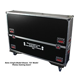 Gator G-Tour LCD Monitor Case For Two Screens (G-TOURLCDV2-5055-X2)