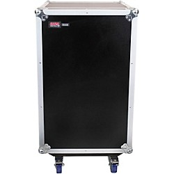 Gator G-Tour PU Pop-up Console Rack Road Case (G-Tour 10X12 PU)