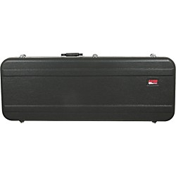Gator GC-Elec-XL Deluxe ABS Extra Long Guitar Case (GC-Elec-XL)