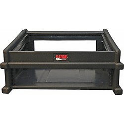 Gator GDJ-8x2 Slant Top Mix Station Rack Case (GDJ-8x2)