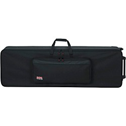 Gator GK-88 88-Key Lightweight Keyboard Case on Wheels (GK-88)