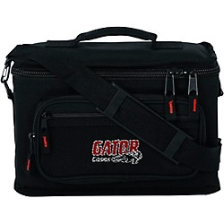 Gator GM-4 Microphone Bag for 4 Mics (GM-4)