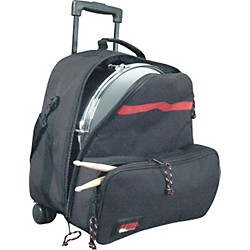Gator GP-SNR-KIT-BAG Rolling Backpack Bag for Snare Drum (GP-Snr Kit Bag)