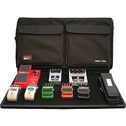 Gator GPT-PRO-PWR Powered Pedal Tote Pro Pedalboard with Bag (GPT-PRO-PWR)