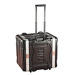 Gator GRR-10L Roller Rack Case (GRR-10L 10-Space)