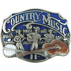 Gear One Country Music Belt Buckle (AG34E)