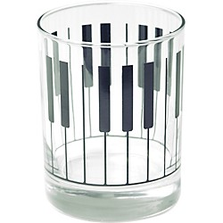 Gear One Keyboard Glass Tumbler (2204)