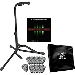 Gear One My First Acoustic Guitar Accessory Pack (KIT772982)