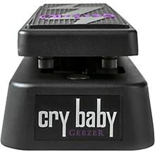 Dunlop Geezer Butler Crybaby Bass Wah Effects Pedal