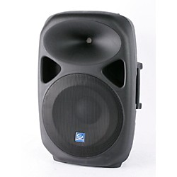"Gem Sound PXB150USB 15"" Powered Speaker with USB/SD Media Player/Wheels (USED005058 PXB150USB)"