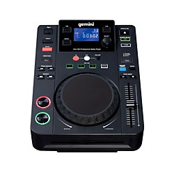 Gemini CDJ-300 Tabletop MP3/CD/USB Deck (CDJ-300)