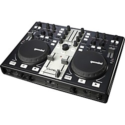 Gemini CNTRL-7 USB/MIDI DJ Mixer & Controller with Sound Card (CNTRL-7)