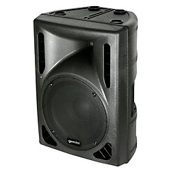 "Gemini DRS-12BLU Active Class-D 12"" Loudspeaker with Bluetooth MP3 player (DRS-12BLU)"
