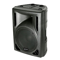 "Gemini DRS-15BLU Active class-D 15"" Loudspeaker with Bluetooth MP3 player (DRS-15BLU)"