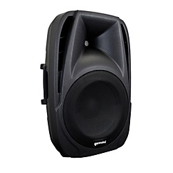 "Gemini ES-12BLU 12"" ABS powered Loudspeaker with Bluetooth MP3 player (ES-12BLU)"