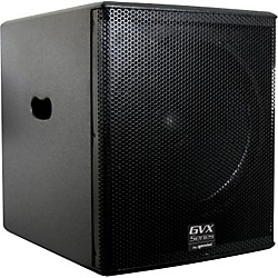 Gemini GVX-SUB15P Powered Subwoofer (GVX-SUB15P)