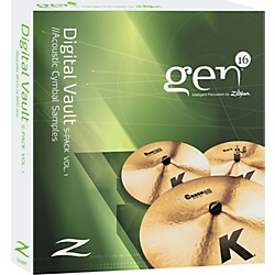 Gen16 Intelligent Percussion Digital Vault Sound Pack Volume 1 (G16SP1)