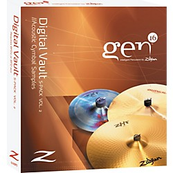 Gen16 Intelligent Percussion Digital Vault Sound Pack Volume 2 (G16SP2)