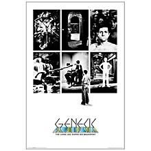 Hal Leonard Genesis Lamb Lies Down on Broadway Wall Poster