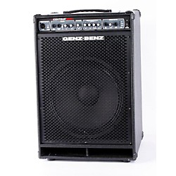 Genz Benz Contour 500 Series CTR500-115T 500W 1x15 Bass  Combo Amp (USED007001 CTR500-115T)