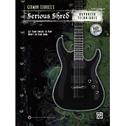 Alfred German Schausss Serious Shred - Advanced Techniques Book & DVD