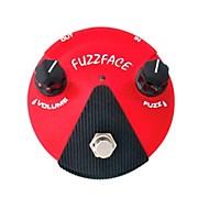 Dunlop Germanium Fuzz Face Mini Red Guitar Effects Pedal