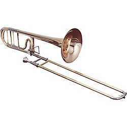 Getzen 1047F Eterna Series F Attachment Trombone (1047FR ROSE BRASS)