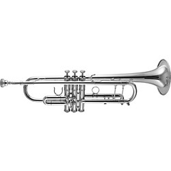 Getzen 3051 Custom Series Bb Trumpet (3051S)