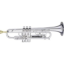 Getzen Getzen 590-S Capri Silver Trumpet with Accessories Value Pack (590S-S-VPG)
