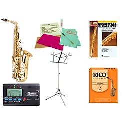 Giardinelli GAS-3L Alto Sax Bundle (GAS-3L Bundle)