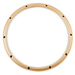 Gibraltar Batter Side Wood Drum Hoop (SC-1410WTT)