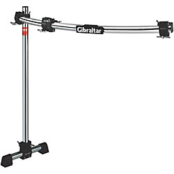 Gibraltar GRS125C Road Series Curved Side Rack Extension (GRS125C)