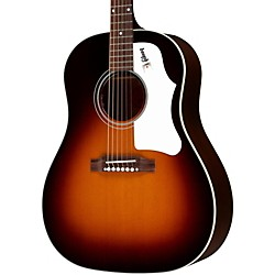 Gibson 1960's J-45 Acoustic-Electric Guitar (RS45MBBB2)