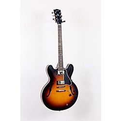 Gibson Custom ES-335 Dot Figured-Top Electric Guitar with Gloss Finish (USED005026 ESDTVSNH1)