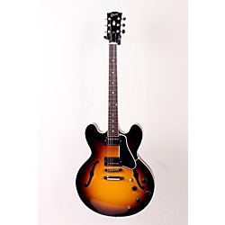 Gibson ES-335 Dot Plain-top Electric Gtr w/ Gloss Finish (USED005044 ESDPVSNH1)