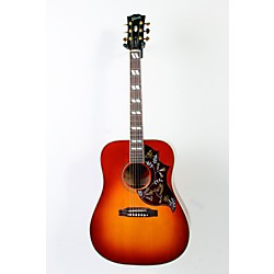Gibson Hummingbird Quilted Red Spruce Acoustic-Electric Guitar (USED005001 SSHCQTGH3)