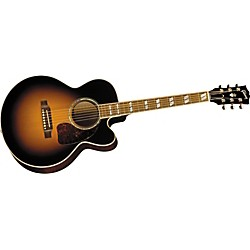Gibson J-165 EC Maple Acoustic-Electric Guitar (USED004000 LSSMANNH1)