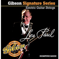 Gibson LPS Les Paul Signature Electric Guitar Strings (SEG-LPS)