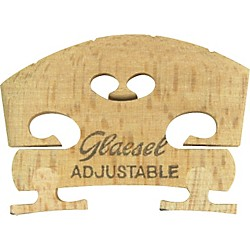 Glaesel Self-Adjusting 1/2 Violin Bridge (GL33522M)