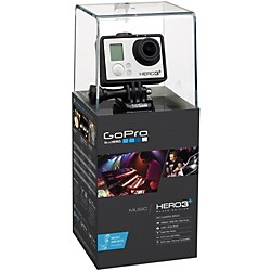 GoPro HERO3+ Black Edition - Music/Band (CHDBX-302)