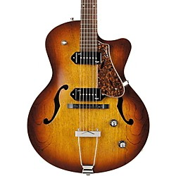Godin 5th Avenue CW Kingpin II Archtop Electric Guitar (32327)