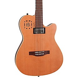 Godin A6 Ultra Semi-gloss Semi-Acoustic-Electric Guitar (30293)