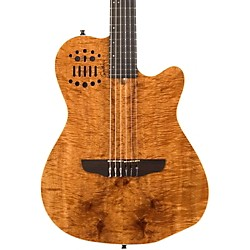 Godin ACS-SA KOA Nylon Acoustic-Electric Guitar (35397)