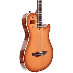 Godin Multiac Grand Concert Duet Ambiance Nylon String Acoustic-Electric Guitar (32495)