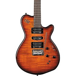 Godin xtSA Flame Electric Guitar (00028672)